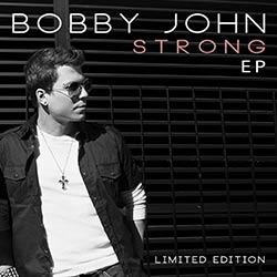 Bobby John - EP Cover