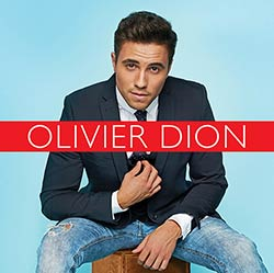Olivier Dion - Album Cover
